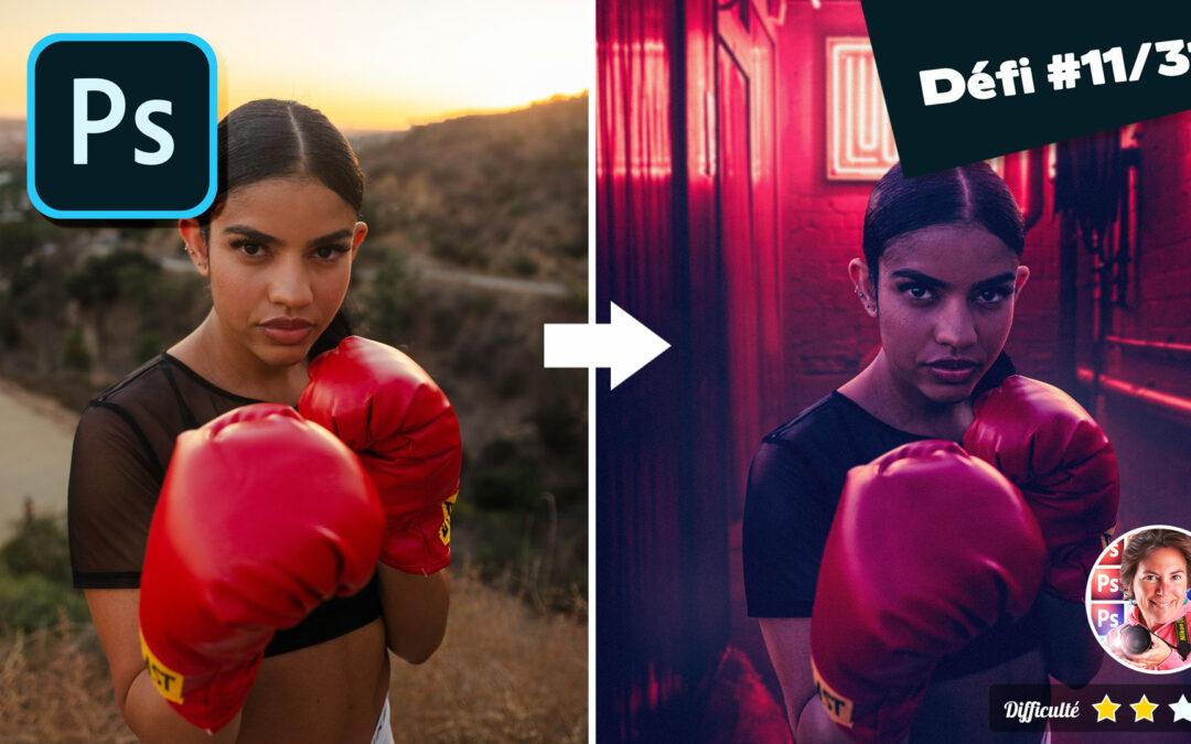 🎓 Comment changer le fond d'une photo de portrait avec Photoshop ?