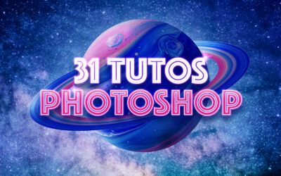 31 TUTOS Photoshop