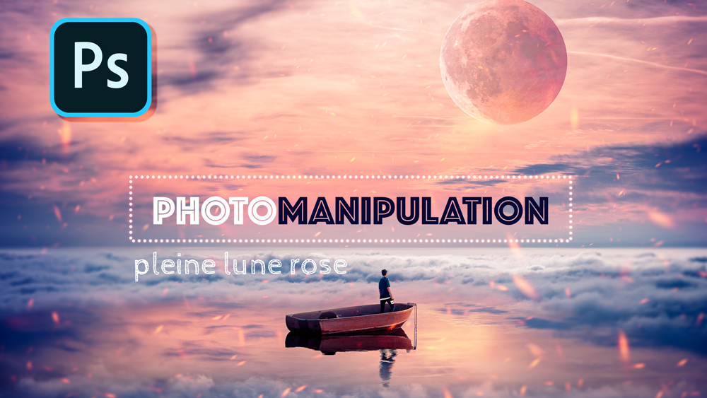 tutoriel de photomanipulation sur photoshop